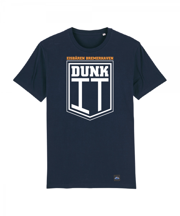 "T-Shirt ""Dunk It"" Kids in navy"